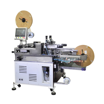 Two-ends Terminal Pressing Tinning and Housing Inserting Machine