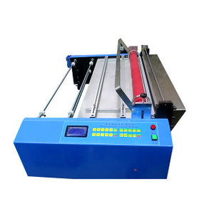 Fully Automatic Tube/Wire/Film Cutting Machine