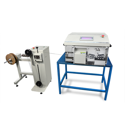 Fully-auto Coaxial Wire Cutting Stripping Machine