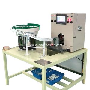 Fully-auto NPT Fittings Teflon Tape Winder Machine