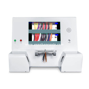 Two-row Connector Wire Sequence Detector System