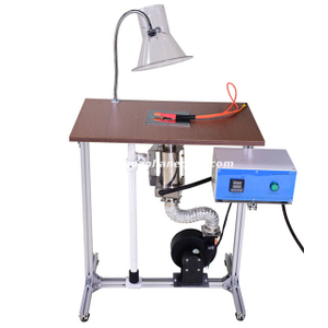 Heating Heat Shrink Tubing Gun