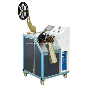 Ultrasonic High Speed Webbing Tape Cutting Machine