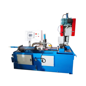 CNC Hydraulic Stainless Steel Tube Cutting Machine