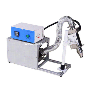 Shrinking Heat Shrink Tubing Gun