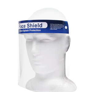 Face Shield, Direct Splash Protection