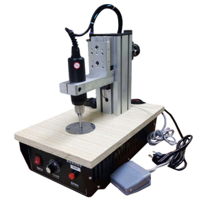 Economical Mask Earloop Spot Welder Machine