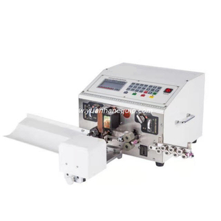 Fully Automatic Wire Cutting Stripping and Twisting Machine