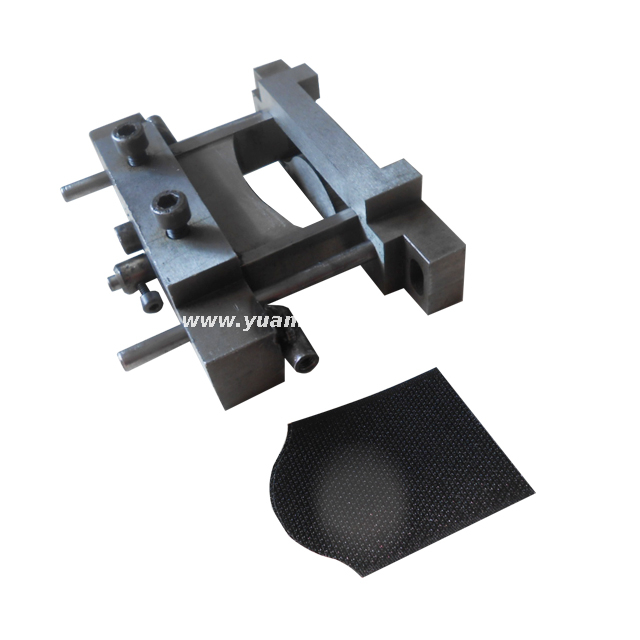 Auto Velcro Cutting Machine for Various Velcro Shapes