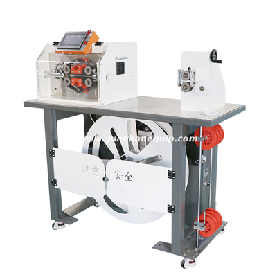 All in One Corrugated Tube Cutting Machine