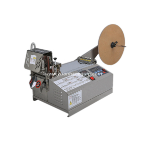 Nylon Fabric Webbing Tape Cutting Machine - Max Width 165mm