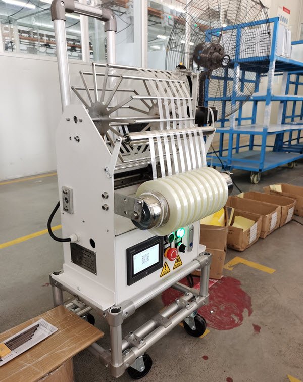 Customized High-efficiency Tape Cutting Machine