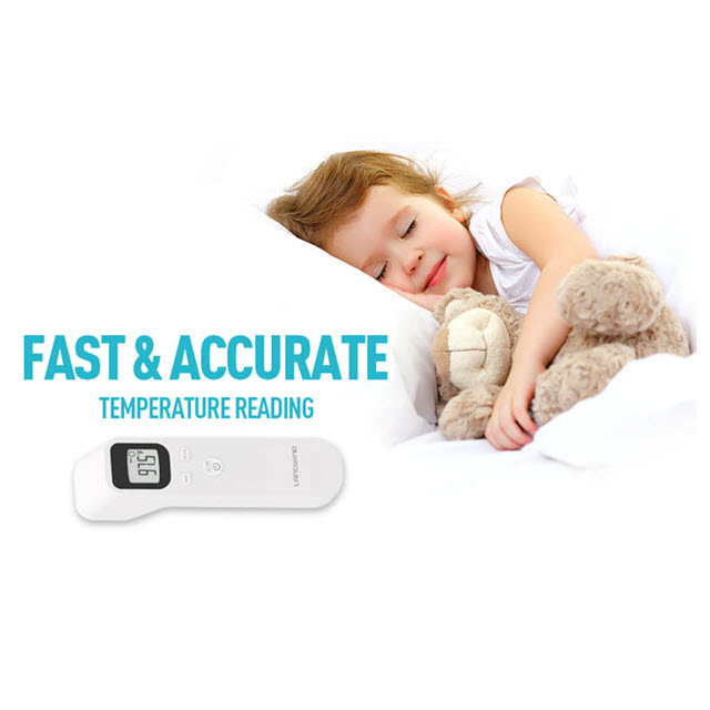 No-Touch Digital Infrared Thermometer for Fever