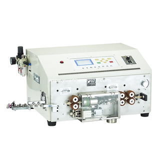 Fully Automatic Enamel Wire Cutting Stripping Machine