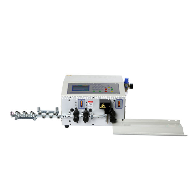Large Cable Cutting Stripping Machine