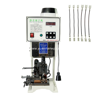 Semi-Auto Low Noise Terminal Crimping Machine