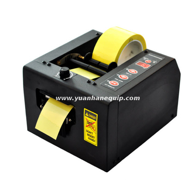 Tape Label Cutter Dispenser
