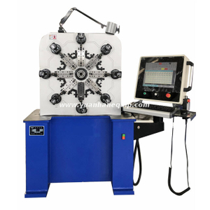 Camless CNC Spring Machine