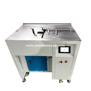 Semi-automatic Nylon Cable Tie Bundling Machine