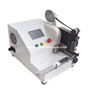Thin Wire Spot Taping Machine