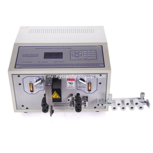 0.1~4.5mm² Wire Cutting and Stripping Machine