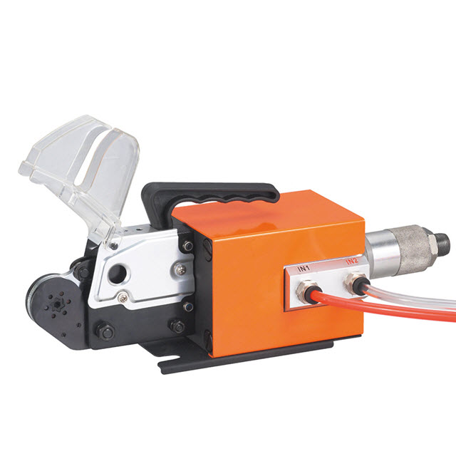 Pneumatic Tubular Terminal Crimping Machine