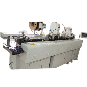 Multi-core Cable Crimping and Shrinkable Tube Inserting Machine