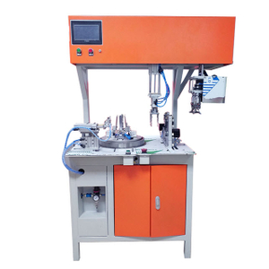 Fully Automatic Wire Winding & Twisting Tie Machine