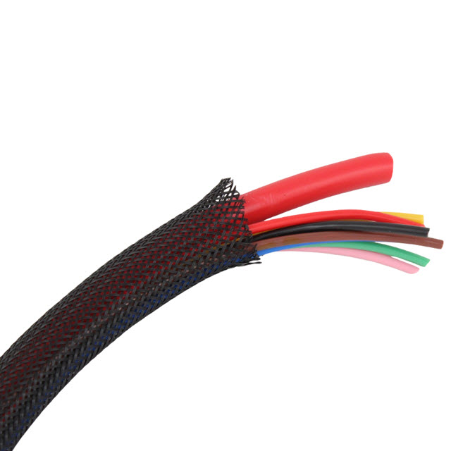 Automatic Wire Harness Braided Sleeving Wrap-around Machine
