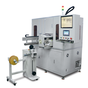 Automatic Coaxial Cable IPEX Crimping Termination Machine