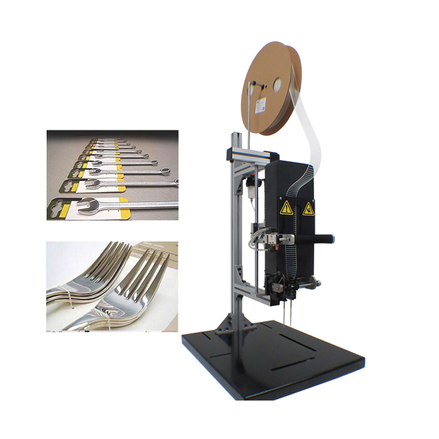 Plastic Staple Fastener Machine