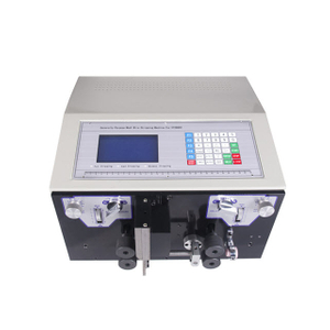 Automatic One Core Wire Cut & Strip Machine