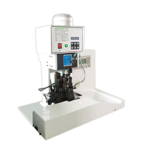 Membrane Switch Flexible Circuit Crimping Machine