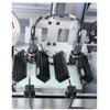 Automatic Cable Braid Brushing and Copper Foil Wrapping Machine