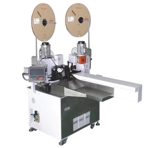 Fully Automatic Five-wire Two Ends Crimping Machine