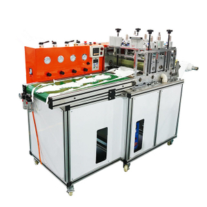 Ultrasonic Hand Gloves Manufacturing Machine