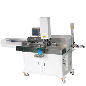 Fully Automatic Piercing Terminal Crimping Machine