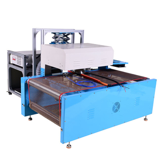 Dual Side Heat Shrink Sleeves Shrinking Machine