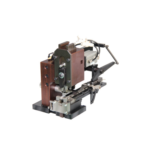 Straight Feeding Wire Stripping and Crimping Machine