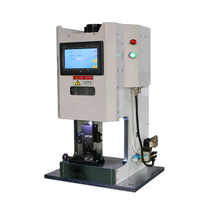Servo Motor Driven Wire Connector Crimping Machine