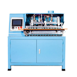 Cable Stripping Twisting and Tinning Machine