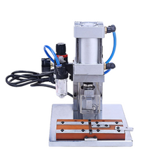 Flat Ribbon Cable Connector Crimping Machine
