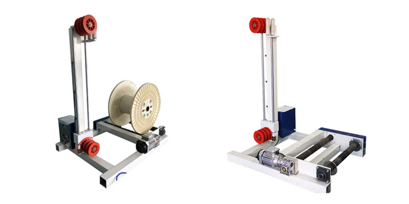 cable feeder machine