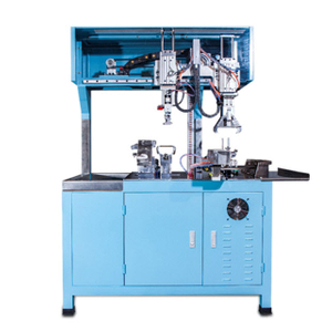 DC Cable Winding and Bundling Machine