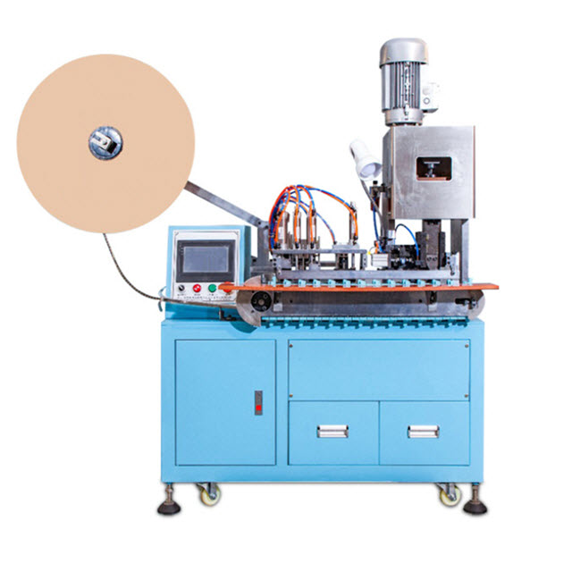 Fully Automatic DC Connector Crimping Machine