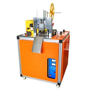 Ultrasonic Webbing Cutting and Hole Punching Machine